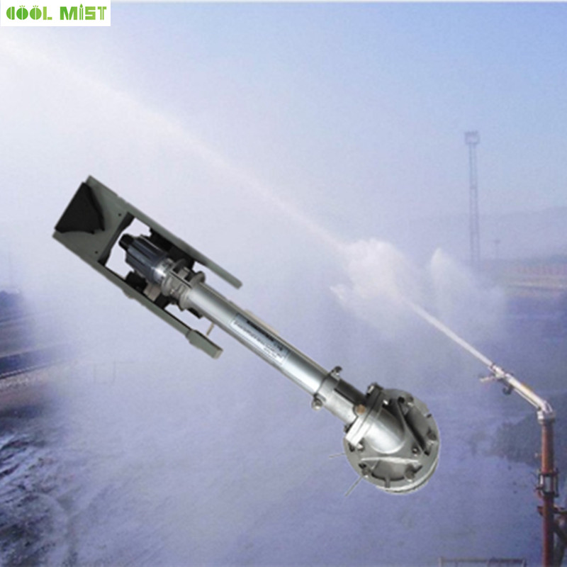 S064 Rotating 0 360 degree big Spray Gun Long Distance Agriculture Water Spray Big Rain Gun