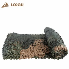 LOOGU E 2M*1.5M Car Covering Tent Woodland Digital Camouflage Hunting Camo Net Without Edge Binding And Mesh Sun Shelter