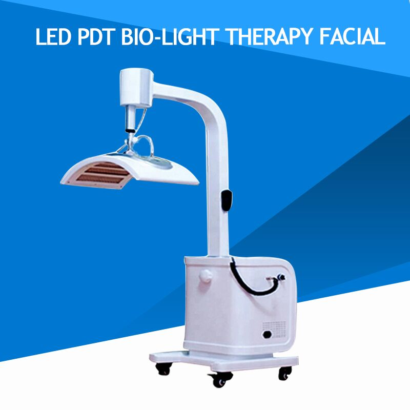 Newest LED PDT Bio-light Therapy Facial Beauty PDT Machine Light Therapy Beauty Device For Salon Use