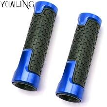 Motorcycle handlebar grip handle bar Motorbike grips FOR SUZUKI GSXR 400 GSXR400 GSX-R400 1988-1998 89 90 91 92 193 194 95 96 97