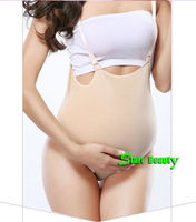 8 10 Month 2500g/pc Silicone Artificial Baby Tummy Belly Fake Pregnancy Pregnant Bump Silicone belly surrogacy adoption