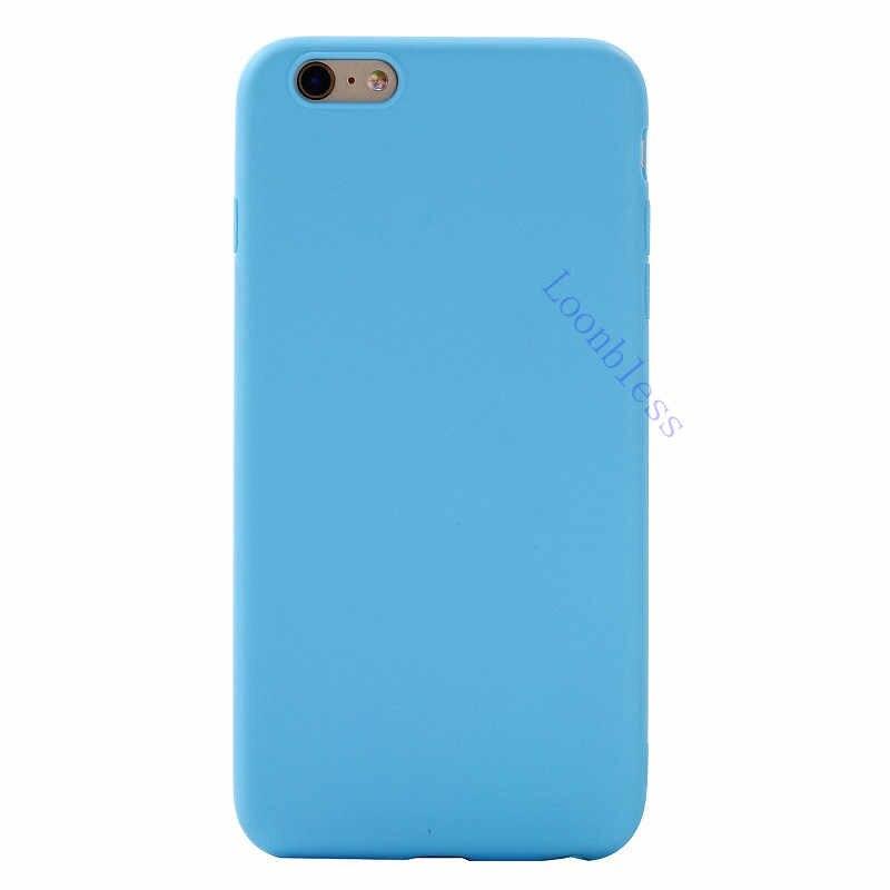 Permen Warna Lembut TPU Cover untuk HUAWEI Mate 20 Kehormatan 7A 7C 7 S 7X 8C 8X8 9 10 Max Pro Lite Note10 V9 V10 V20 Magic 2 Bermain Kasus