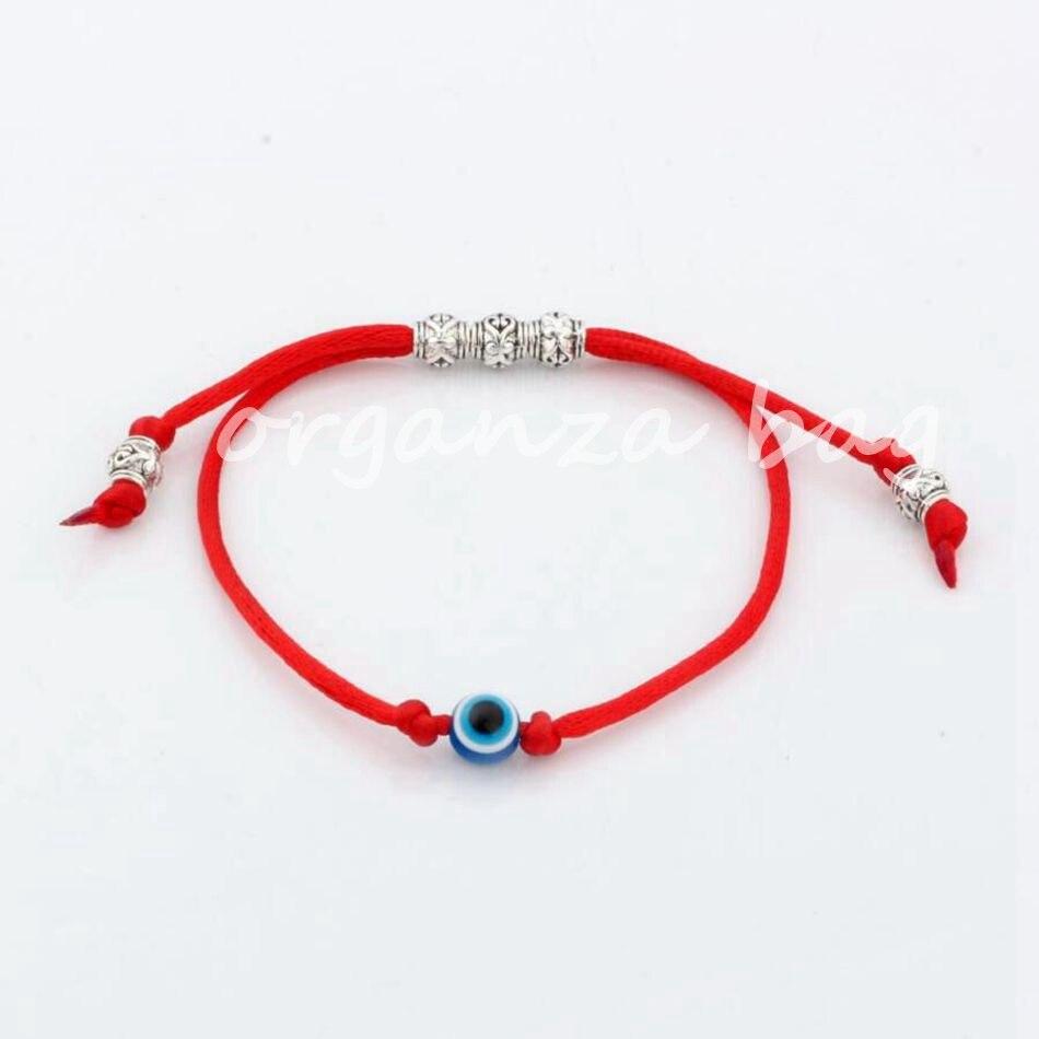 Jewelry & Accessories Bracelets & Bangles 2pcs Turkey Charm Blue Evil Eye Protect Lucky Bracelets Set Full Crystal Jewelry Drop Ship W2952001