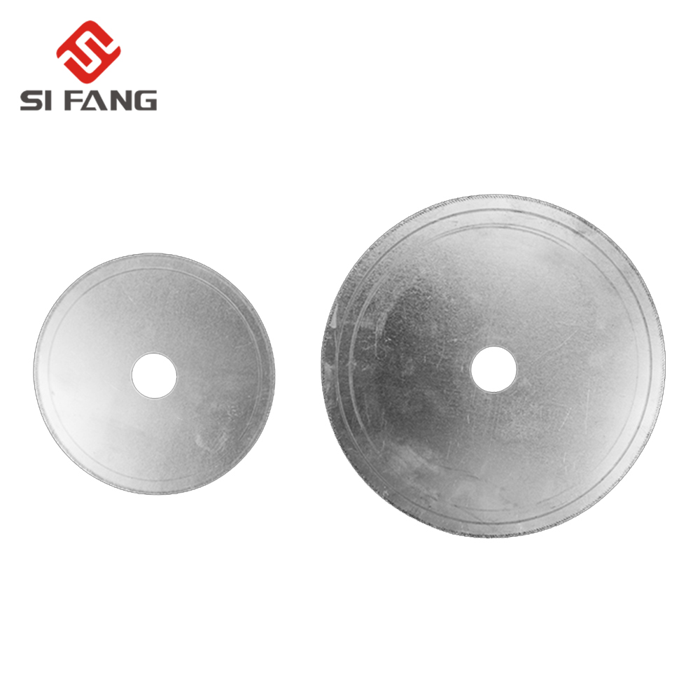 150MM Diamond Lapidary Saws Trim Blade Super Thin Edge Wet Cutting Disc Jewellery Tools For Glass Stone Or Rock Aperture 20mm