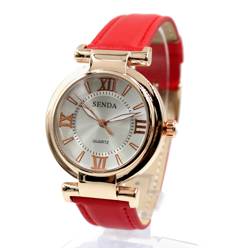 Nice Round Watches For Ladies New Silver Dial Round Rose Gold Tone Watchcase Women Fashion Watch FW958A modern crystal pendant light with 3 lights