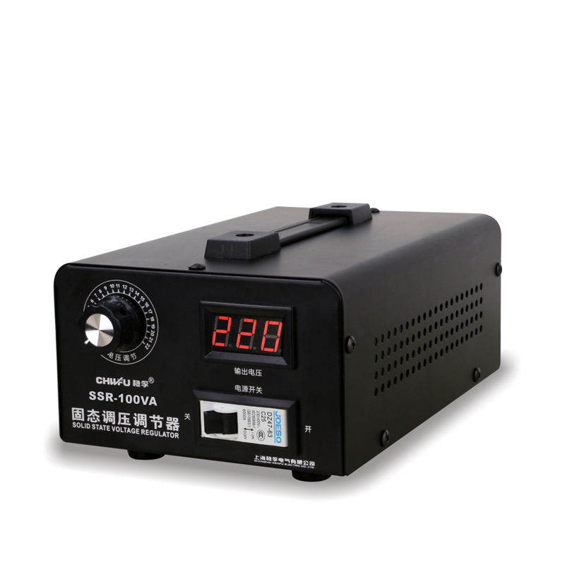 цена на SSR-100A Single phase AC 220V Solid state voltage regulator Electronic silicon controlled voltage regulator 100A Y