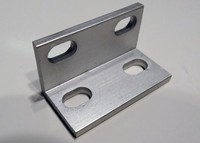 SWMAKER RepRap CNC openbuilds OX cnc maschine teile universal l klammern doppel V Slot Aluminium Extrusion für DIY 3 D prnter|extrusion machine|extrusion aluminium  -