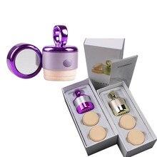 Electric 3D Cosmetic Puff Sponge Vibration Foundation Powder Cream Makeup Puff Automatic Vibrator Makeup Beauty Massage Puff