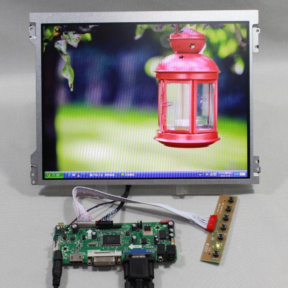 HDMI VGA DVI Audio lcd Controller board 12.1inch M121GNX2 1024x768 lcd panel details about hdmi vga dvi audio controller board 12 1inch ac121sa01 800 600 lcd panel