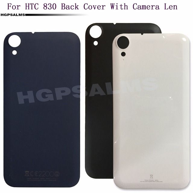 official photos 78ea7 87790 US $7.23 5% OFF|For HTC Desire 830 Back Battery Cover Door Housing Cover  Rear Housing Case For HTC D830-in Mobile Phone Housings from Cellphones &  ...