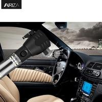 Ariza Auto Car Safety Emergency Escape Hammer Rescue Kit Tool With Seatbelt Cutter Window Breaker USB