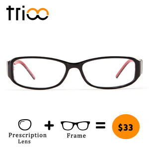 8c24de9806 TRIOO Prescription Glasses Women Eyeglasses Spectacles
