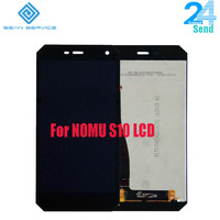For NOMU S10 LCD Display And Touch Screen Assembly Repair Part 5 0 Inch Phone Accessories