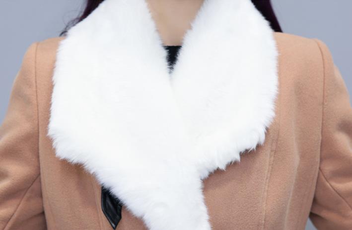 Et En Nouveau Coton D'agneau Fourrure D'hiver Court 2018 Velours Manteau Le Tournent Rembourré Veste Côtelé Automne Bas Vers Femelle 1978 De p5fwqfBz