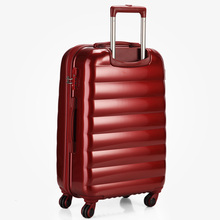 Top Quality Trolley Luggage bags Storage Box Suitcase Bag Men Travel Large Capacity PC Pull Rod