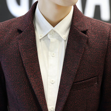 Men's Blazer Formal Jacket