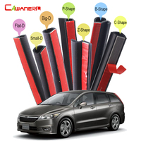 Car Sealing Seal Strip Kit Weatherstrip Noise Control Dustproof Self Adhesive For Honda Stream City Ciimo