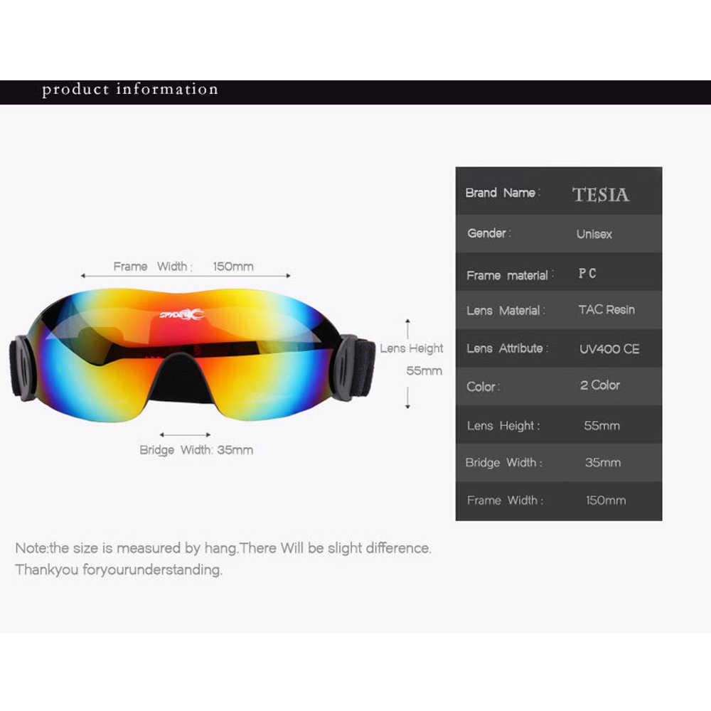 4dcf005a540b ... Winter Uv400 Protection Ski Eyewear Dustproof Anti Fog Snow Skiing  Goggles Windproof Outdoor Sports Snowboard Ski