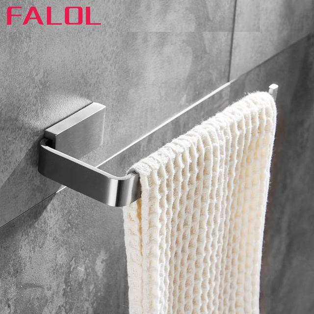 Hotel Bathroom Accessories aliexpress : buy europe style stainless steel hotel wall mount