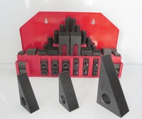 M10 Metric Clamping Kit For Milling Machine Supplied Full 58pc