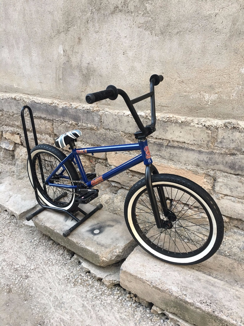 Fiend Type O Diy Bmx Bikes Full CNC Full Bearings