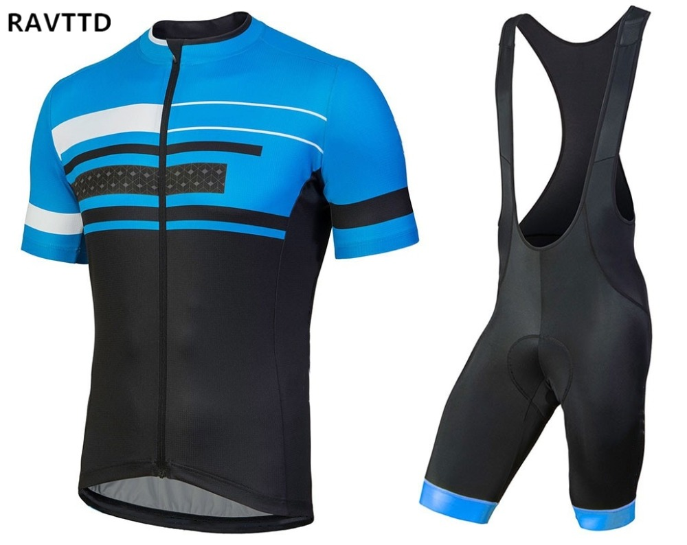 2018 New Cycling Clothing Summer Men Cycling Jerseys Bike Clothing Bicycle Short ropa ciclismo Sportwear Bike Clothes