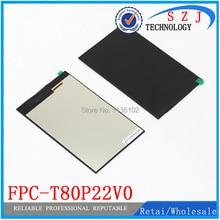 """Original 8 """"pulgadas lcd de pantalla para teclast X80 X80H FPC-T80P22V0 pantalla LCD Reemplazo digitalizador Del Sensor de Cristal Envío gratis"""