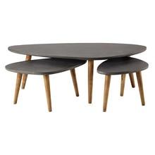 Лофт Стиль Мебель современный деревянный стол Мебель для гостиной Кофе ножки стола твердой древесины диван столик Лофт Мебель Дизайн