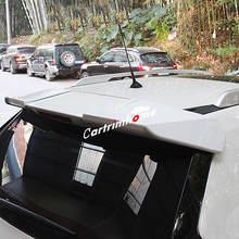 Белый спойлер на заднюю крышу багажника крыло 2 шт для nissan