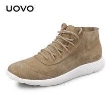 Männer Schuhe Casual Schuhe Neue Design Wasser Abweisend Echtem Leder Schuhe Leichte Langlebig Gummi Sohle Schuhe Männer Eur #40 44