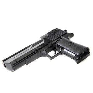 Image 4 - Zhenwei لتقوم بها بنفسك تجميع لعبة الألفية بندقية بندقية سلاح مسدس رصاصة طفل الفتيان هدية في الهواء الطلق لعبة لعبة للأطفال
