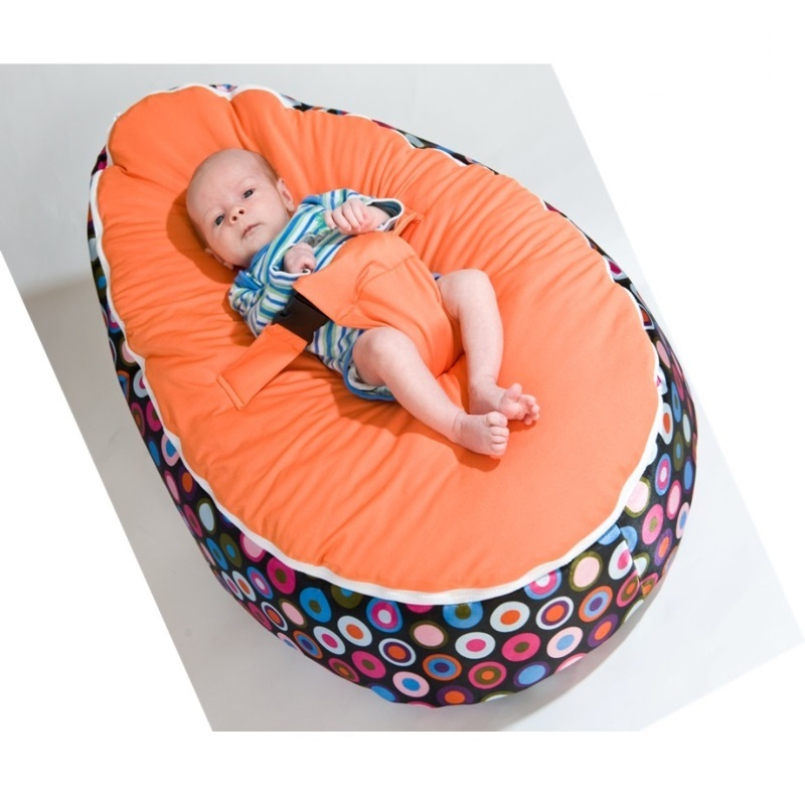 New Fashion Baby Bean Bag Chair Baby Sleeping Bed With