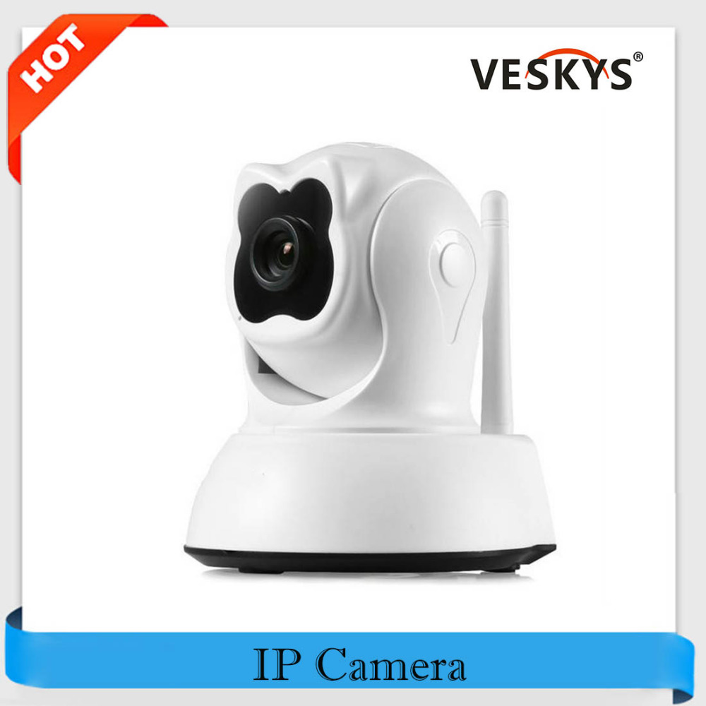 bilder für VESKYS 720 P Wireless-sicherheit Ip-kamera WifiI Wi-fi R-Cut Nachtsicht Audio-aufnahme Surveillance Network Innen Baby Monitor