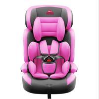 ЕС Бесплатная доставка! Автокресло Безопасность детей ISOFIX От 0 до 6 лет для безопасности автомобиля для новорожденных двусторонней Установк