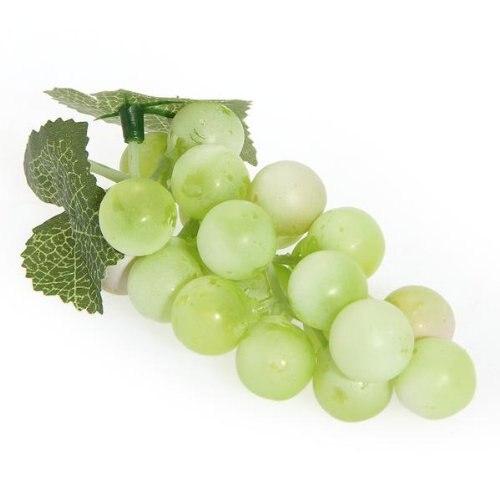 """Promotion! 5 """"Artificial Fruit Grape cluster Deco DIY H"""