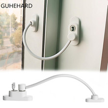 1pc Window Door Restrictor Child Baby Safety Security Cable Lock Catch Wire universal window door restrictor child baby safety security cable lock catch wire