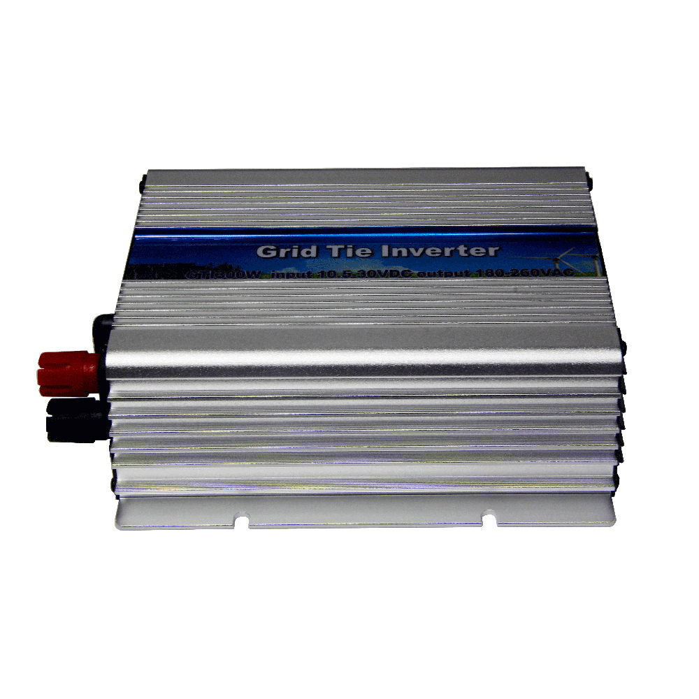 MAYLAR@  10.5-30Vdc 300W Solar Grid Tie Pure Sine Wave Power Inverter Output 90-140Vac,50Hz/60Hz, For Home Solar Energy System maylar 10 5 30vdc 500w solar grid tie pure sine wave power inverter output 90 140vac 50hz 60hz for home solar system