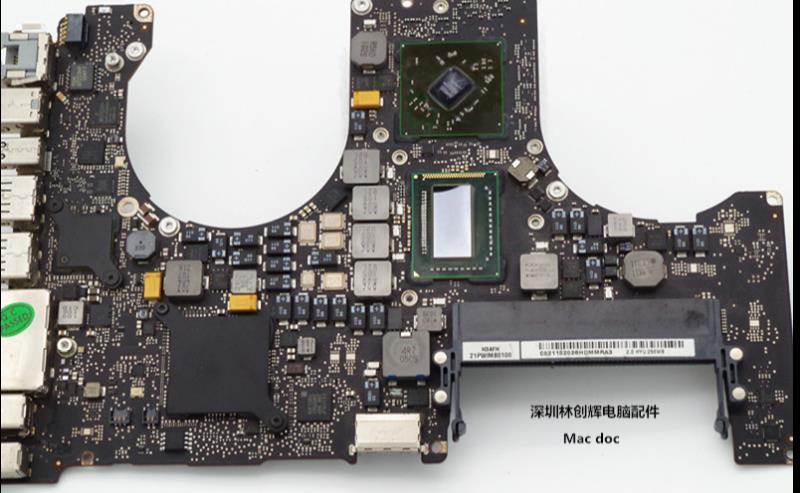Logic Board i7 2.2GHz 820-2915-A for Macbook Pro 15 A1286 2011 MD318LL/A, MC723LL/ALogic Board i7 2.2GHz 820-2915-A for Macbook Pro 15 A1286 2011 MD318LL/A, MC723LL/A