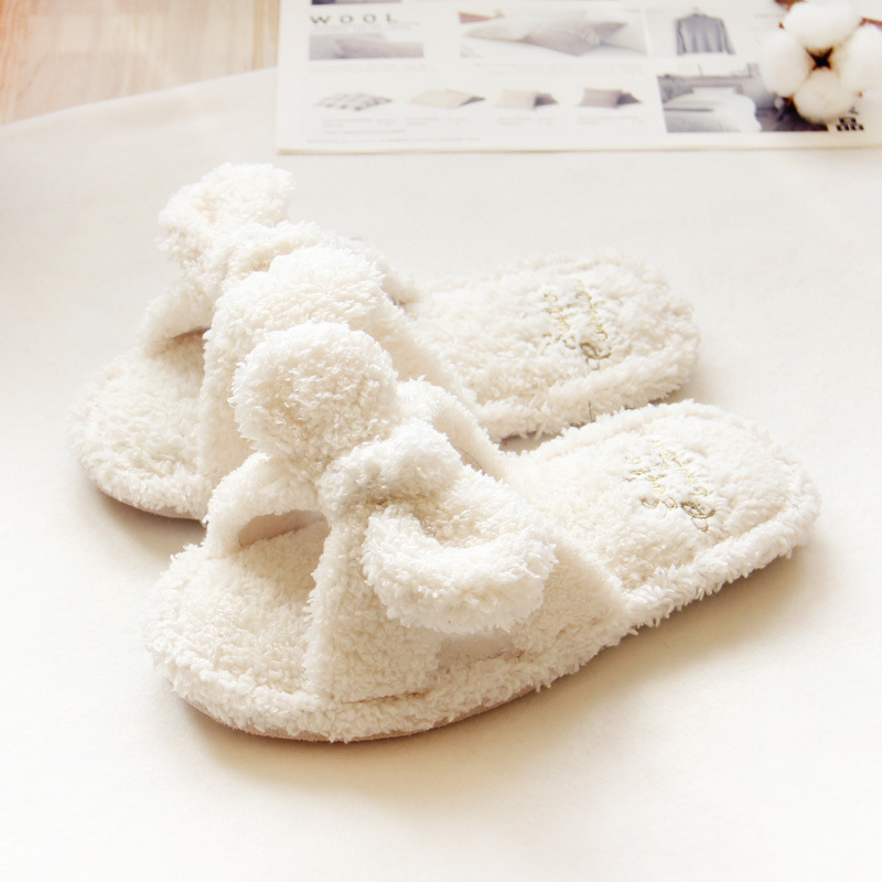 Hot Sale Spring Summer Home Slippers Indoor Home Plush Slippers Cute Female Floor Slippers Woman Kawaii Shoes Free shipping wholesale despicable me 2 home slippers precious milk dad floor slippers ladies shoes spring minion slippers drop shipping