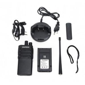 Image 5 - 2PCS Baofeng BF V9 USB 5V 빠른 충전 워키 토키 5W UHF 400 470MHz 16CH 햄 휴대용 라디오 BF 888S 양방향 라디오의 업그레이드