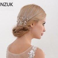 Kristall Perlen Pageant Kopfschmuck Blumen Braut Haar Strass Prom Kopfschmuck Brautjungfer Mädchen Hochzeit Haarschmuck HP20