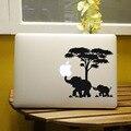 """Отец и Сын слон Ноутбука Наклейка для Apple MacBook 11 """"13"""" 15 """"Air Pro Retina Компьютер Chrombook Винила Пленка Ноутбука Стикер"""