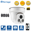 Techage 720 P 1080 P Matriz de LED CCTV Cámara AHD 2400TVL NVP2431H + SONY322 IR Cut Cubierta Domo de Vigilancia de Seguridad AHD-M AHD-H Cam