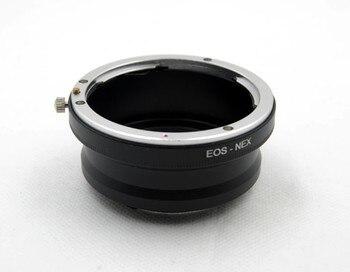 10pcs For Canon EF Lens to NEX E-mount Camera Lens Adapter E0S-NEX Fits for NEX-7 6 5C 5R 5T 3N 5N A5000 A6000 A7 A7R Camera
