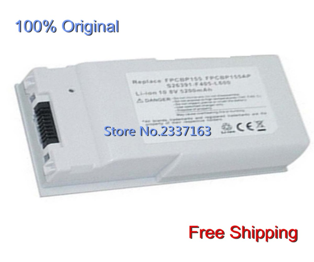 IECWANX 100% new Laptop Battery Fpcbp155ap (10.8V 4400mAh 6Cell) for Fujitsu Lifebook T4210 T4215 T4220 Tablet Pc