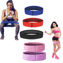 Access 5 colors Pull Band Yoga Resistance Rubber Bands Indoor Outdoor Fitness Equipment Pilates Sport Training Workout Elastic Bands discount