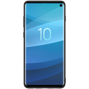 Image 2 - Samsung kılıfı Galaxy S10 Artı S10 + S10E Nillkin Sentetik Fiber Karbon Fiber PP arka kapak sFor Samsung Galaxy S10 Artı Kılıf