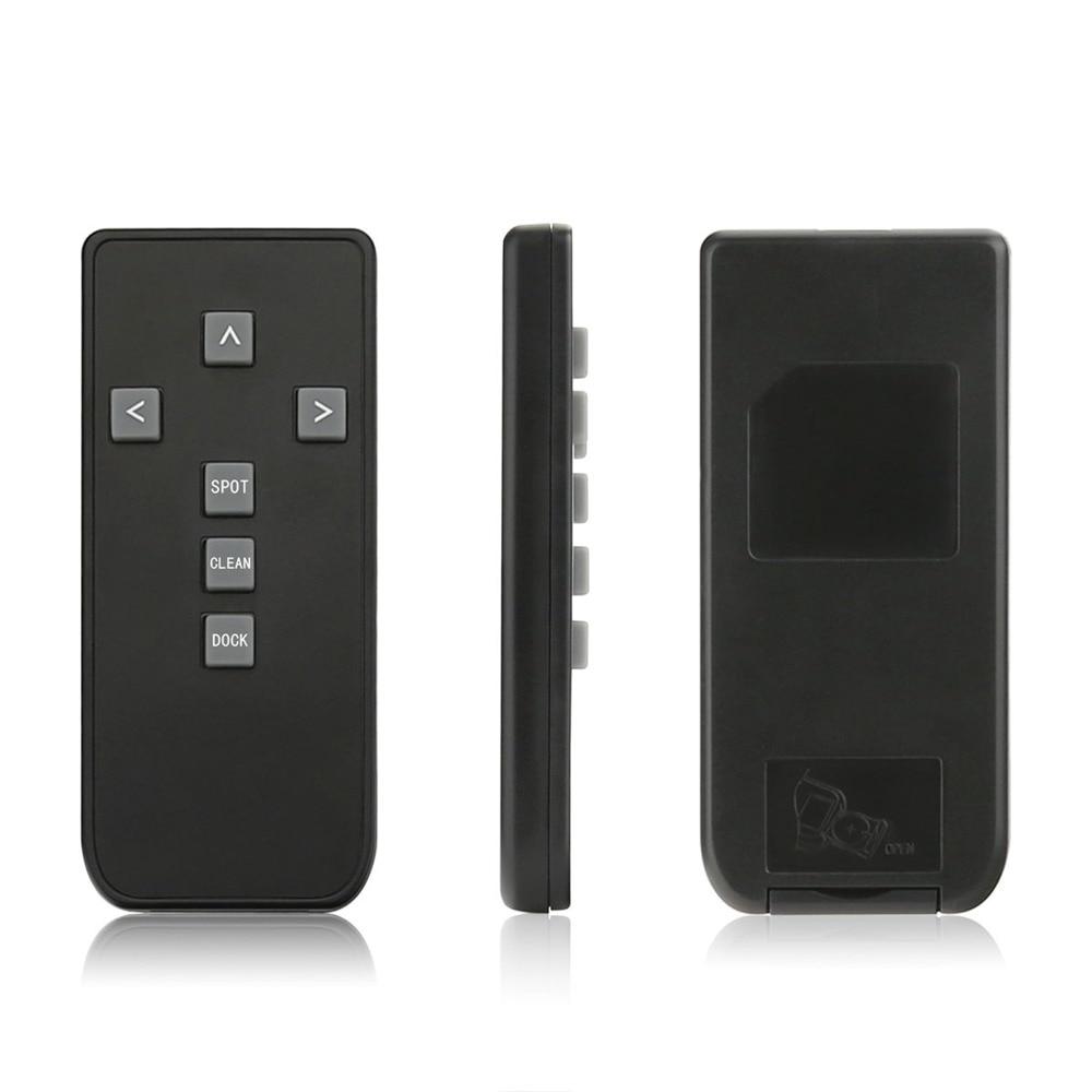 купить Black Replacement Infrared Remote Controller For iRobot Roomba 500 600 700 800 Series Robotic Vacuum Cleaner Parts Accessories по цене 286.95 рублей