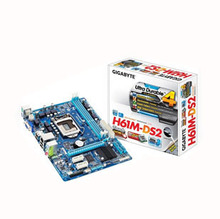 GA-H61M-DS2 H61m-ds2 h61 motherboard DDR3 LGA 1155 all solid state capacitor g540