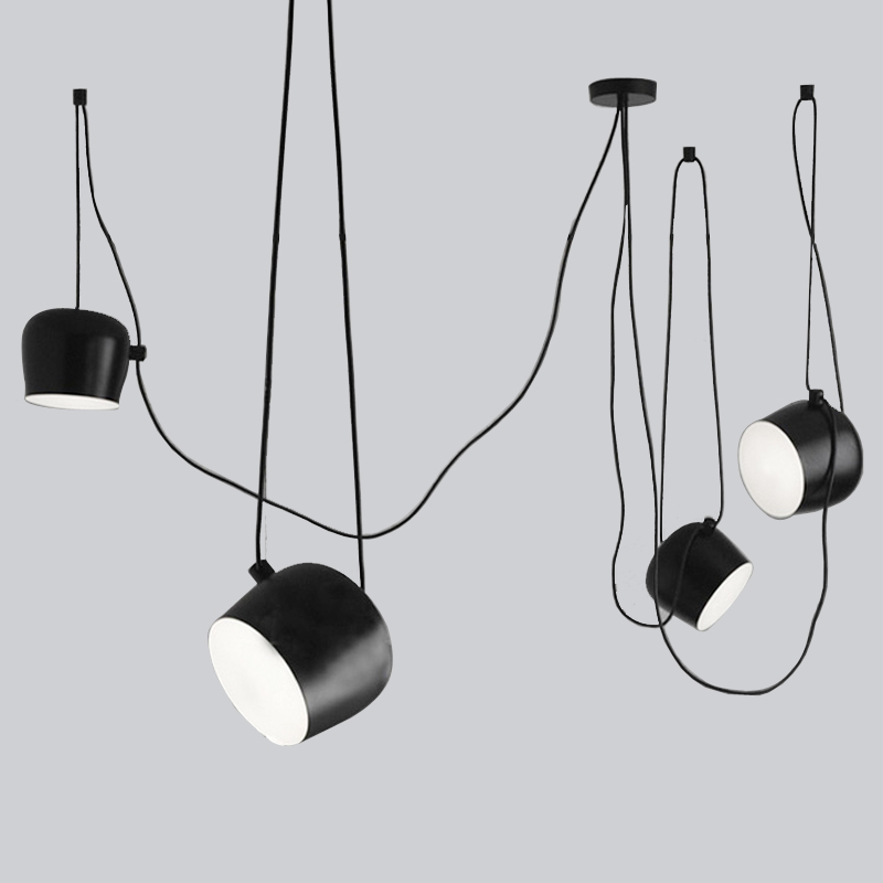 Spider Pendant Lights